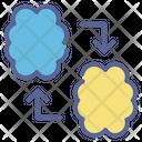 Transfer Idea Share Icon