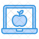 Knowledge Learn Computer Icon
