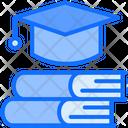 Knowledge Graduation Learn Icon