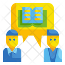 Knowledge Coaching Book Icon