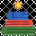 Knowledge Reading Open Book Icon