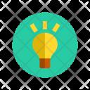 Knowledge Idea Education Icon