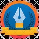 Knowledge Badge Reward Marker Icon
