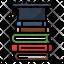 Book Cap Diploma Icon