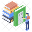 Knowledge Books Icon