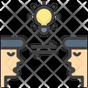 Knowledge Exchange Icon