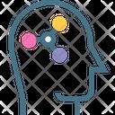 Brain Expertise Intelligence Icon