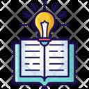 Knowledge Idea Education Idea Study Innovation Icon
