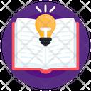 Creative Book Creative Study Innovative Book Icon