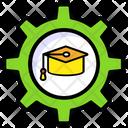 Knowledge Management Icon
