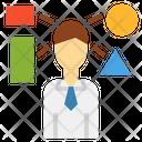 Knowledge Integration Adaptation Icon