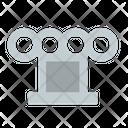 Aggressive Attack Fight Icon
