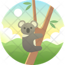 Koala Bear Animal Icon