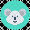 Koala Wombat Bear Icon