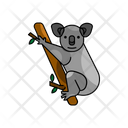 Koala Animal Zoo Icon