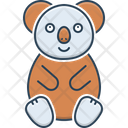 Koala Herbivores Bear Icon