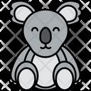 Koala Bear Australia Icon