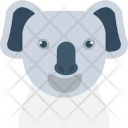 Koala Wombat Bear Icon
