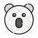 Koala Animal Wildlife Icon