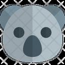 Koala Animal Wildlife Icon