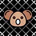 Koala Wombat Zoo Icon
