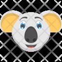 Baby Koala Bear Icon