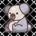 Koala Animal Wild Icon