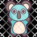 Animal Koala Bear Wild Animal Icon