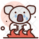Koala Cry Icon