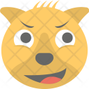 Koala Face Icon