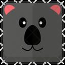 Koala Head Icon