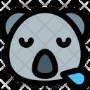 Koala Snoring Icon