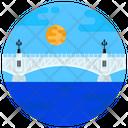 Bridge Kocher Viaduct Germany Bridge Icon