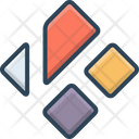 Kodi Software Apps Icon