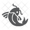 Koi Carp Food Icon