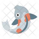 Koi Fish Animal Icon