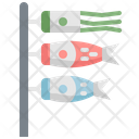 Koi flag Icon
