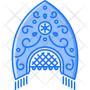 Kokoshnik Headdress Russia Icon
