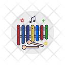 Audio Kolintang Musical Icon