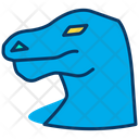 Komodo dragon Icon