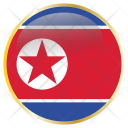 Korea Icon