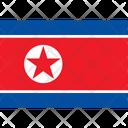 Flag Country Korea Icon