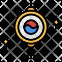 Korea Art Icon
