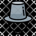 Korea Hat Icon