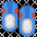 Korean Footwear Footwear Flipflop Icon