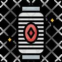 Korean Lantern Icon