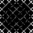 Koruna Ceko Currency Icon