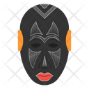 Kota Mask Tribal Mask Cultural Mask Icon