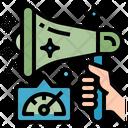Kpimarketing Marketing Business Icon
