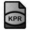 Kpr File Icon